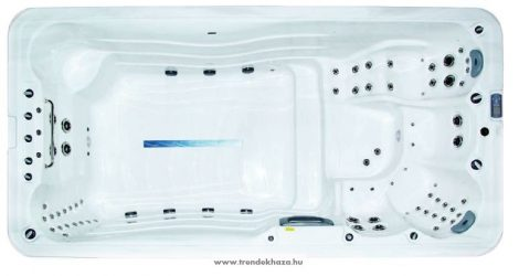 ALLSEAS  Spas 44D Swim Spa  440x2250x129cm