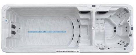Allseas Poseidon XL Standrad 590x225x154 cm PC60D-4P