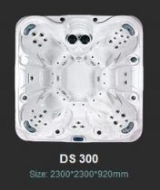 DS 300 jakuzzi Allseas Spas masszazs medence