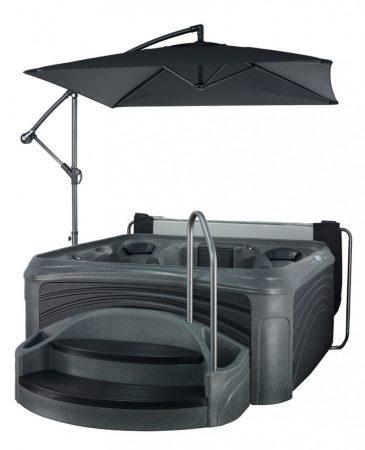 Dream Maker Cabana 2500L - fekete test / fekete panel