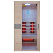 Jade Infravörös kabin egyszemelyes 100x94x190 cm