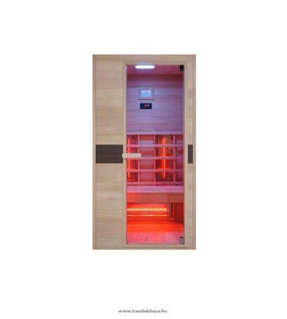 Ruby infravörös kabin egyszemelyes 100 x 94 x 190 cm