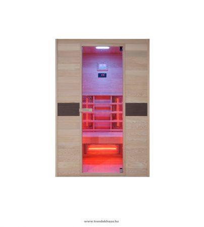 Ruby infravörös kabin kétszemélyes 130 x 94 x 190 cm