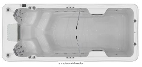 Wellis Amazonas W-Flow Swim Spa 550x235x150 cm