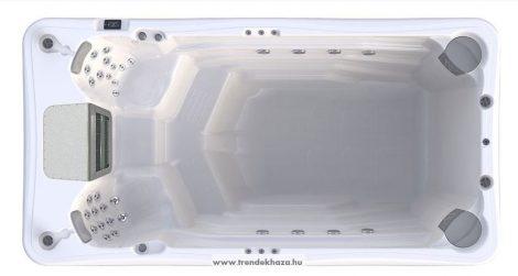 Wellis Danube W-Flow Swim Spa 450x235x147 cm