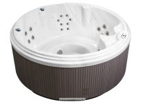 Wellis Earth Jakuzzi 218x218x91 cm