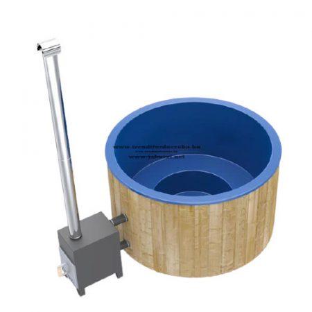 BTO Kör alakú 4 fős fürdödézsa