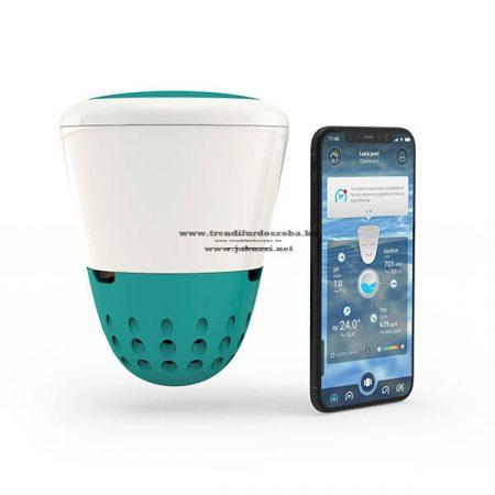 Smart SPA monitor alkalmazással