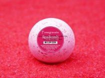 Fürdőbomba promegranate illat++
