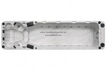 trendi S Aquatic 6 deep sport jakuzzi 780x220x155 cm